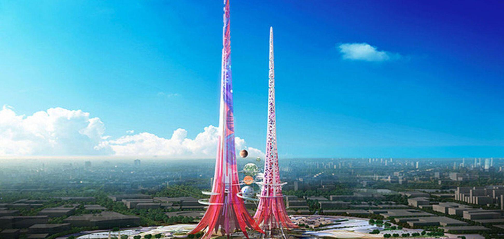 В Китае построят небоскреб рекордной высоты
