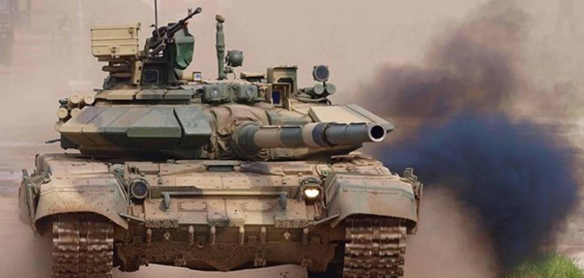 США рассказали о российских танках на Донбассе