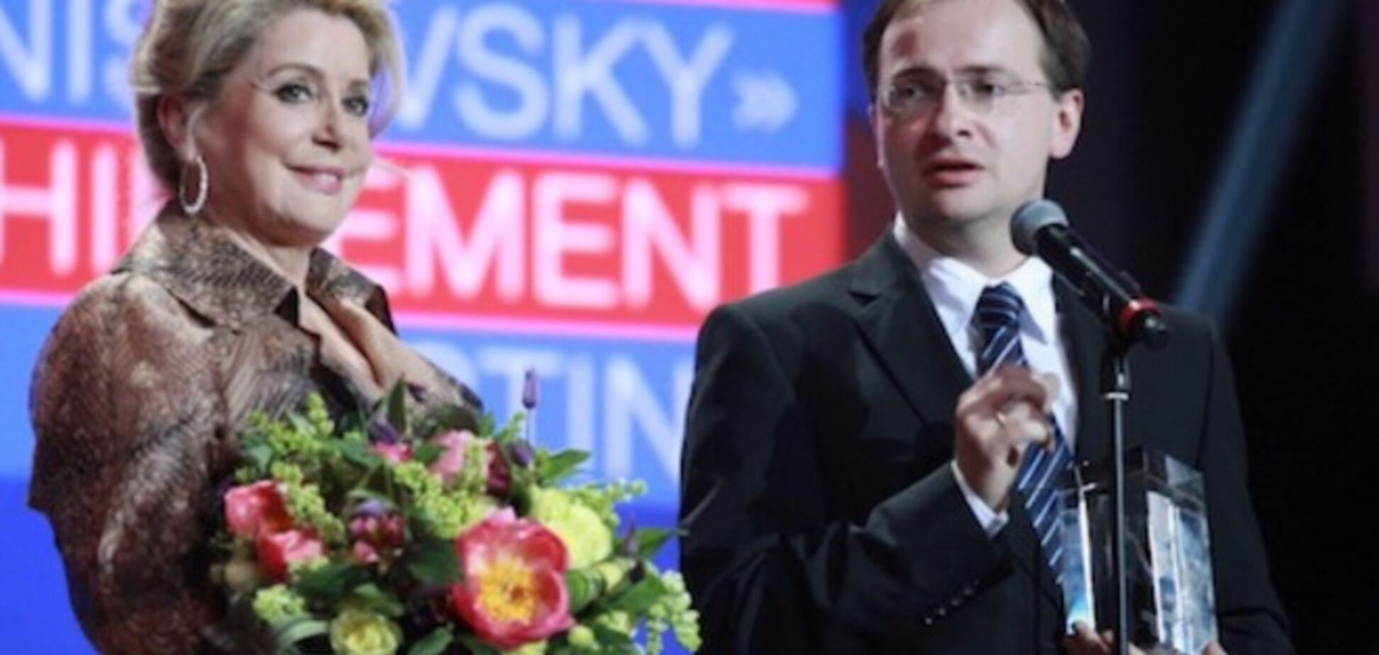 Министр культуры РФ оконфузился на открытии кинофестиваля
