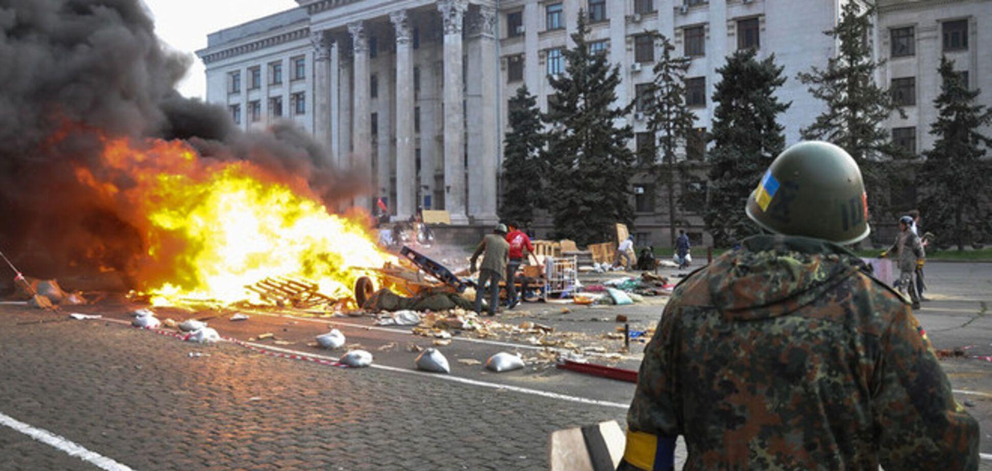 СБУ знайшла російський слід у трагічних подіях в Одесі 2 травня