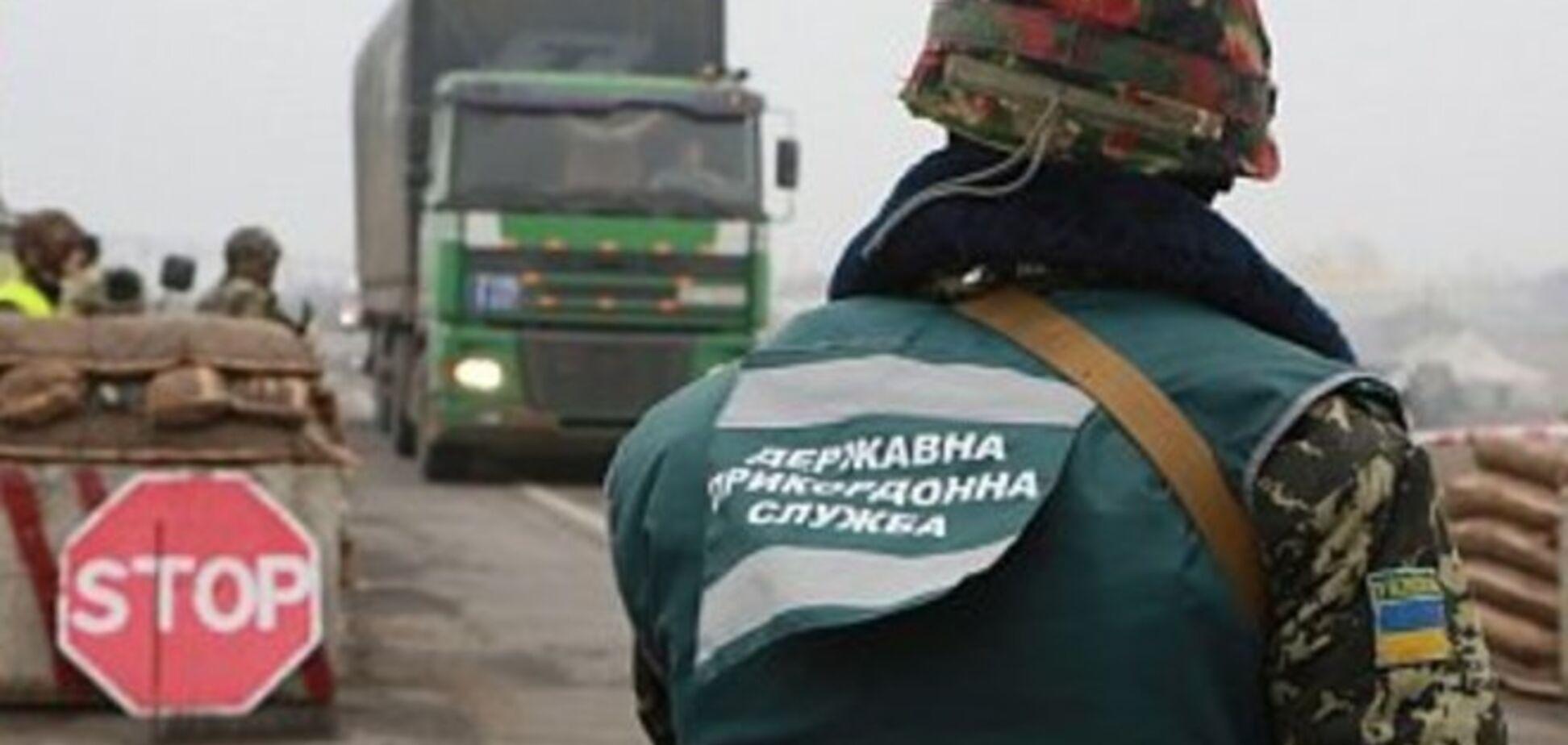Украина полностью восстановила контроль над границей с Россией