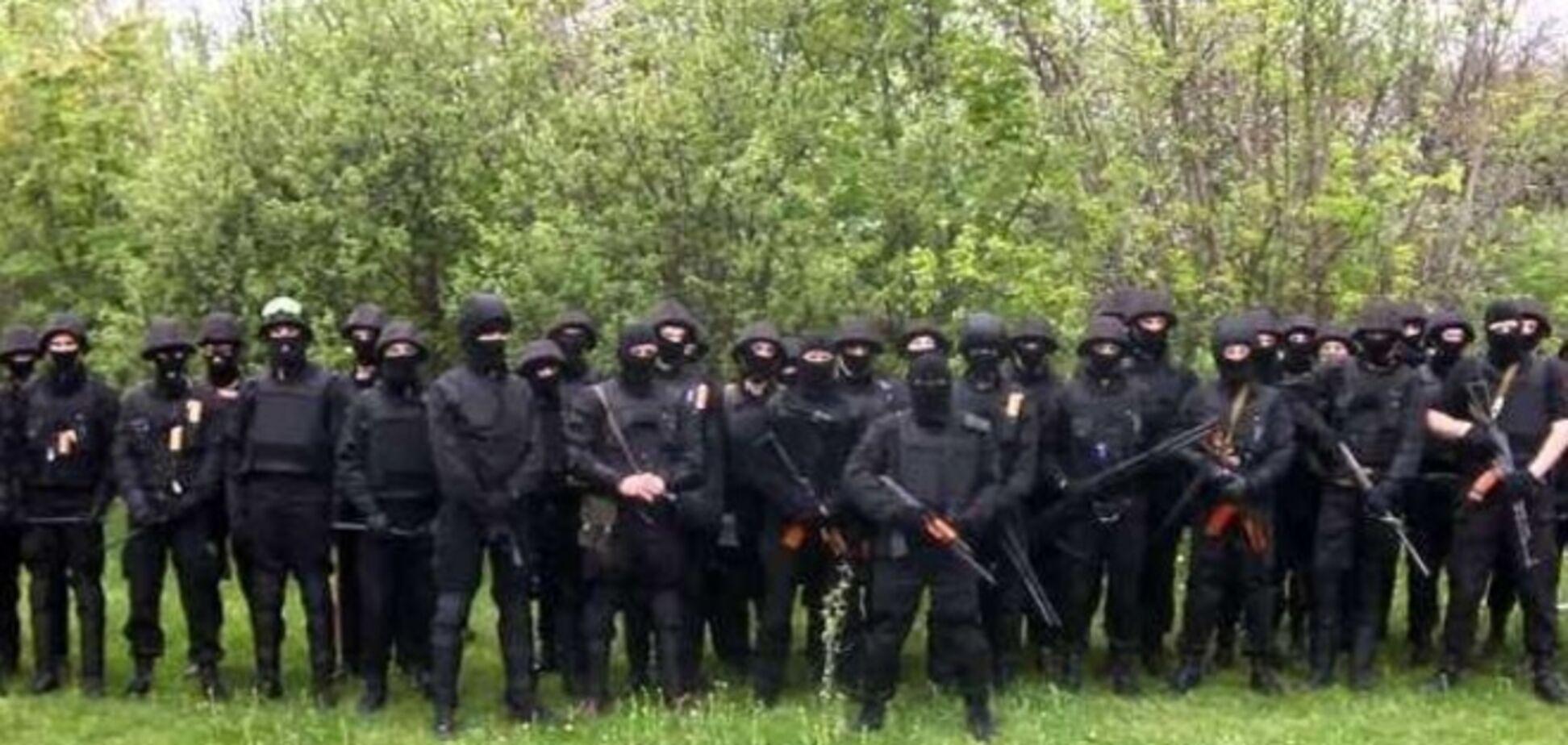 Начался отбор добровольцев в батальон 'Крым'