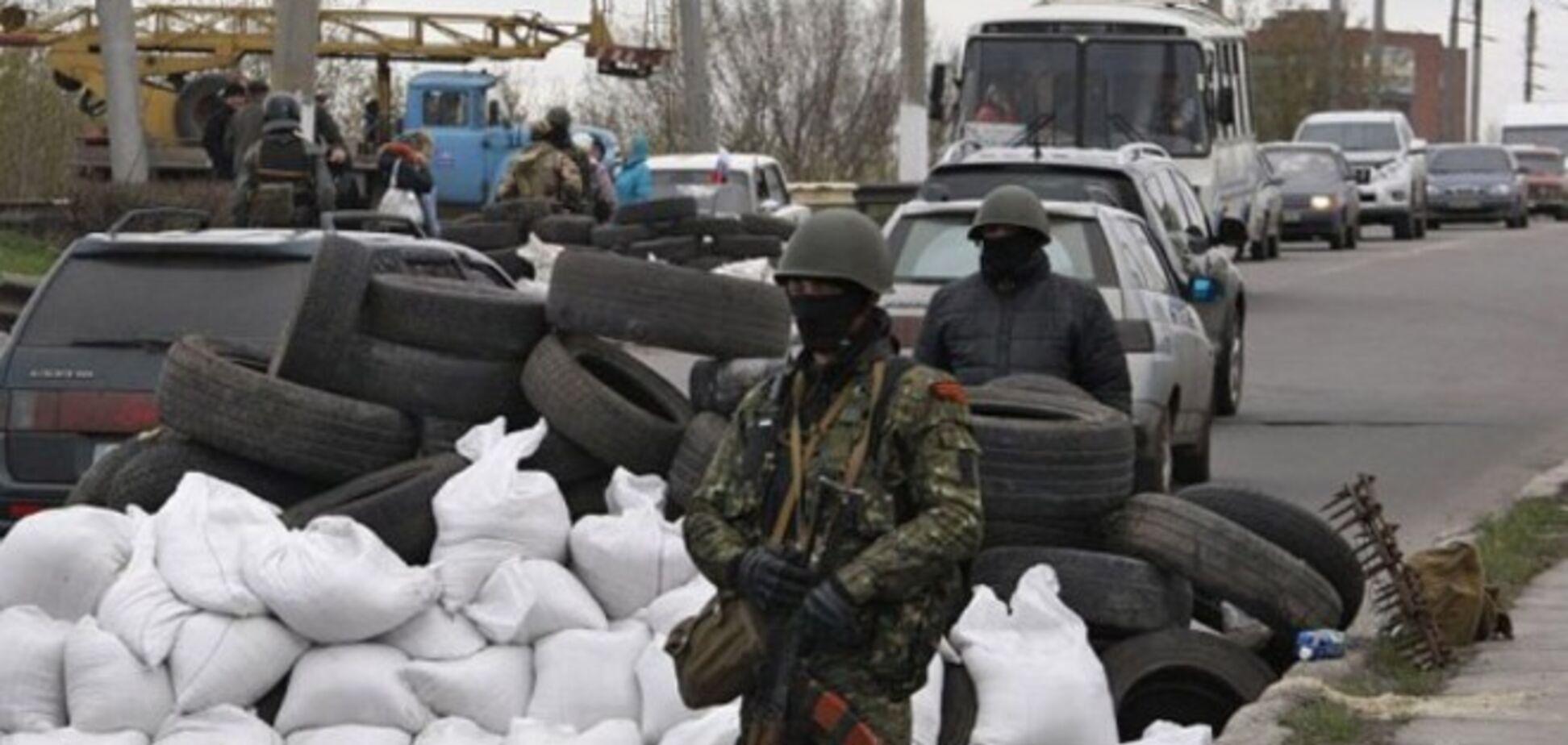 Террористам прекращение огня не указ: они обстреливают украинских силовиков с гранатометов