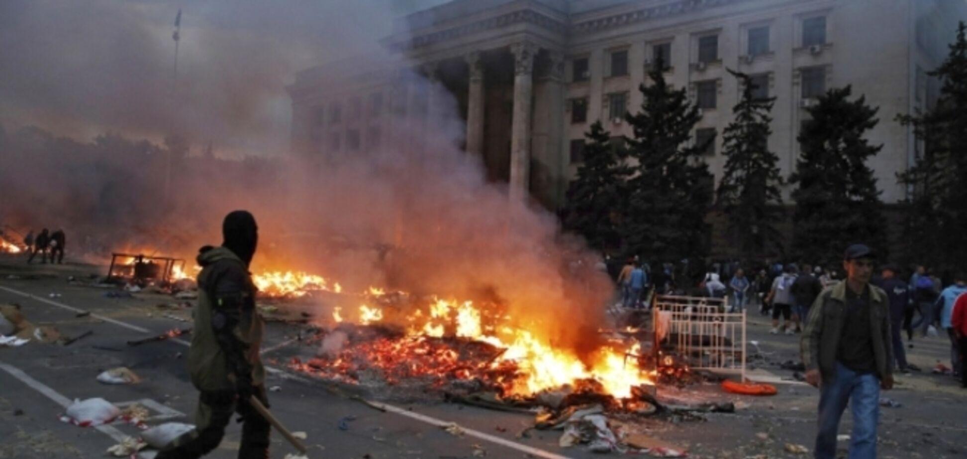 В Одессе будут выяснять источник финансирования антимайдана на Куликовом поле