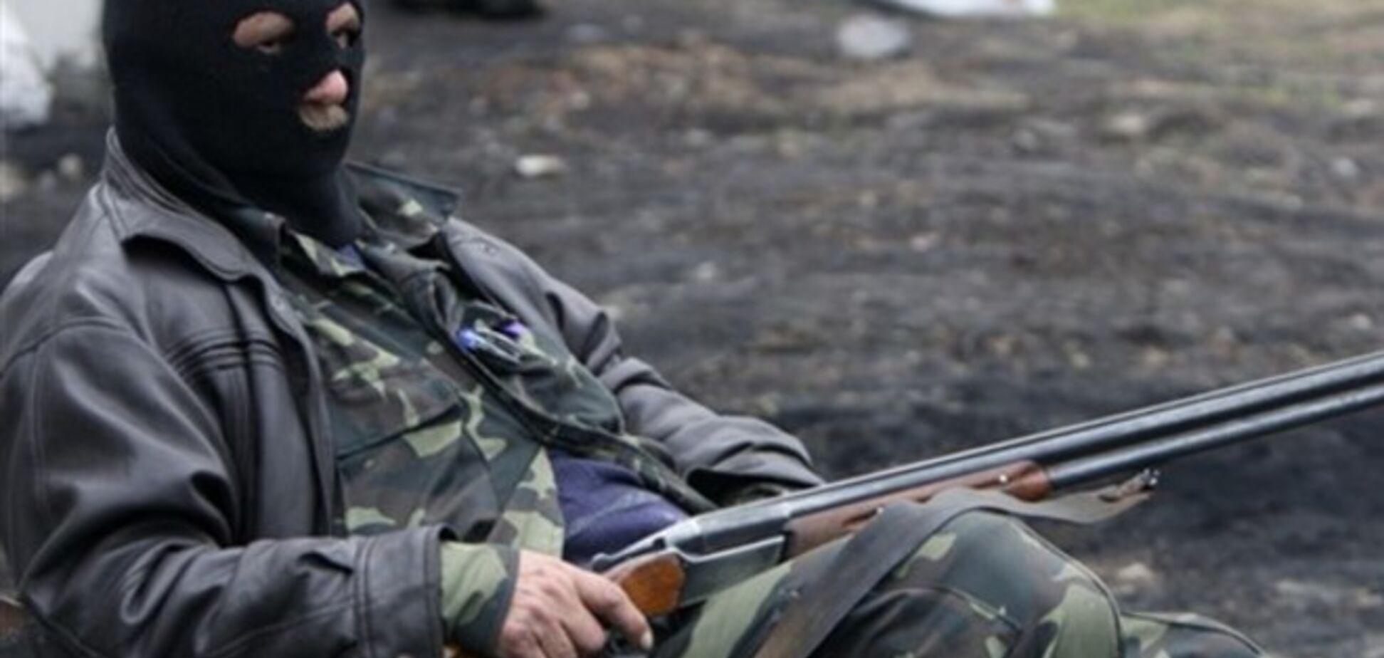 В Горловке объявились 'партизаны': неизвестные расстреляли террористов