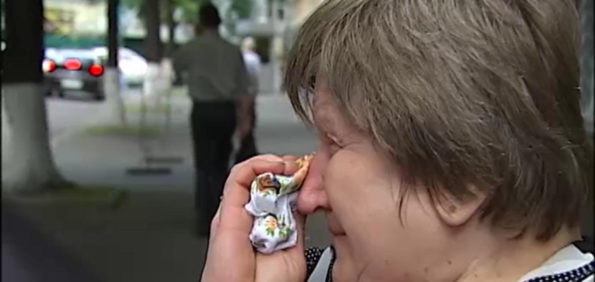 Террористы 'передумали' отдавать матерям их сыновей, украинские бойцы остались в плену