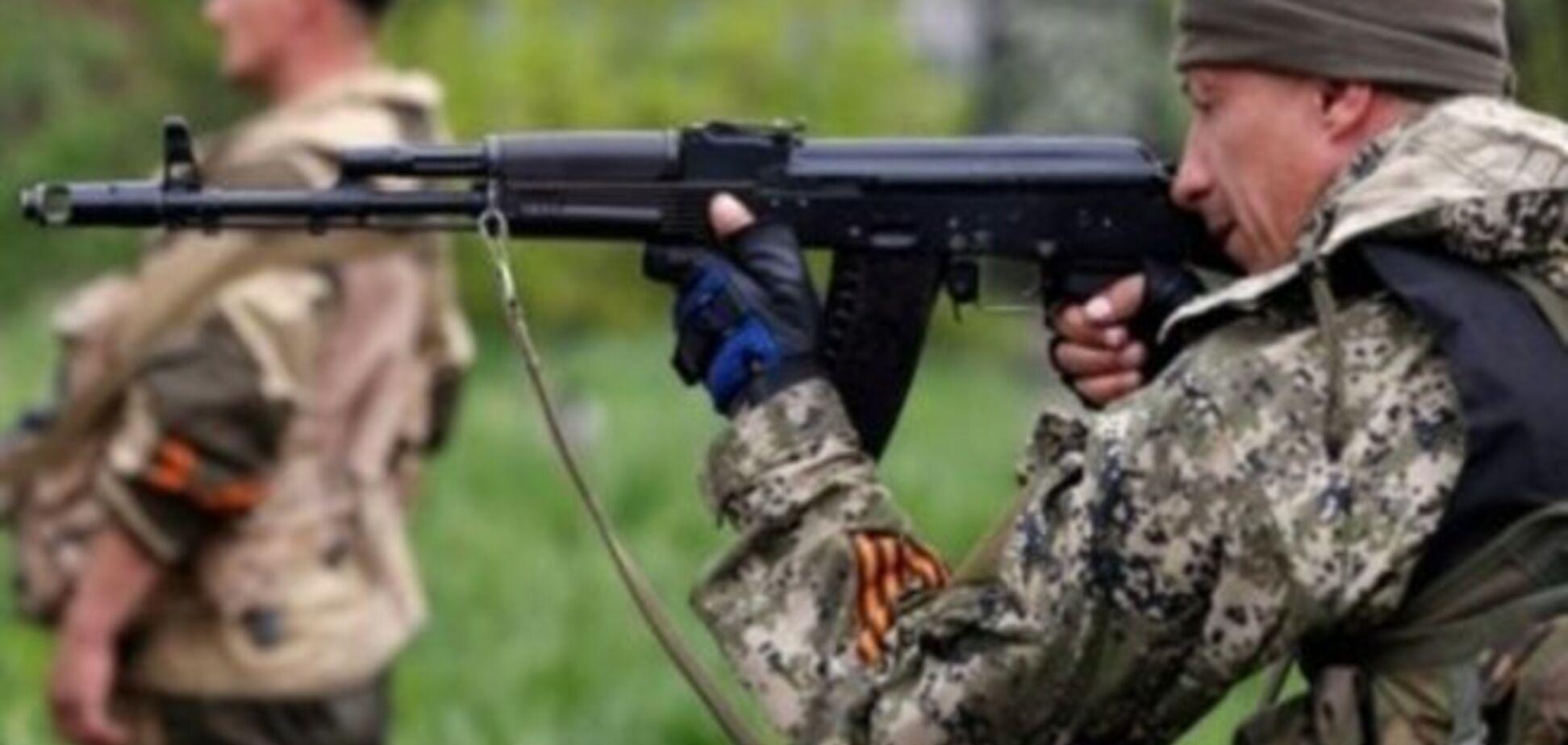 Стрельба в Донецке: террористы искали в гостинице 'Правый сектор'