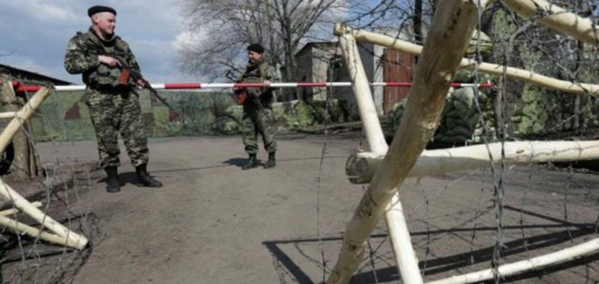 Россия из-за стрельбы закрыла пункт пропуска в Ростовской области