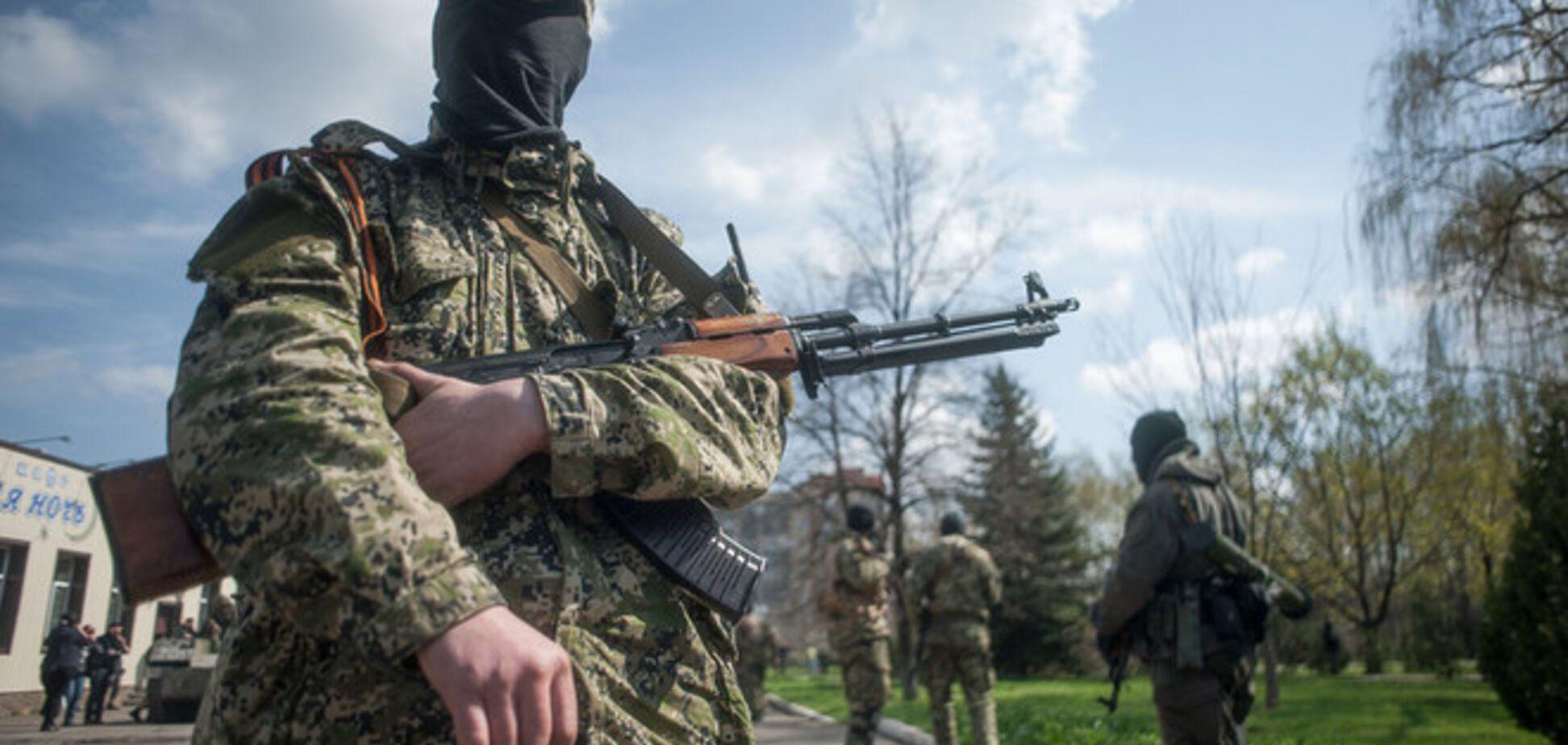 На Луганщине террористы похитили директора шахты