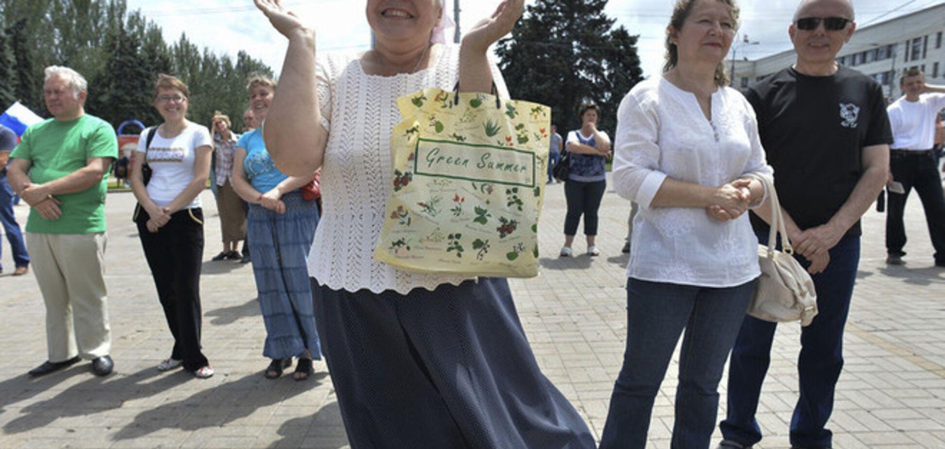 Власти Донецка отчитались о спокойной ситуации в городе