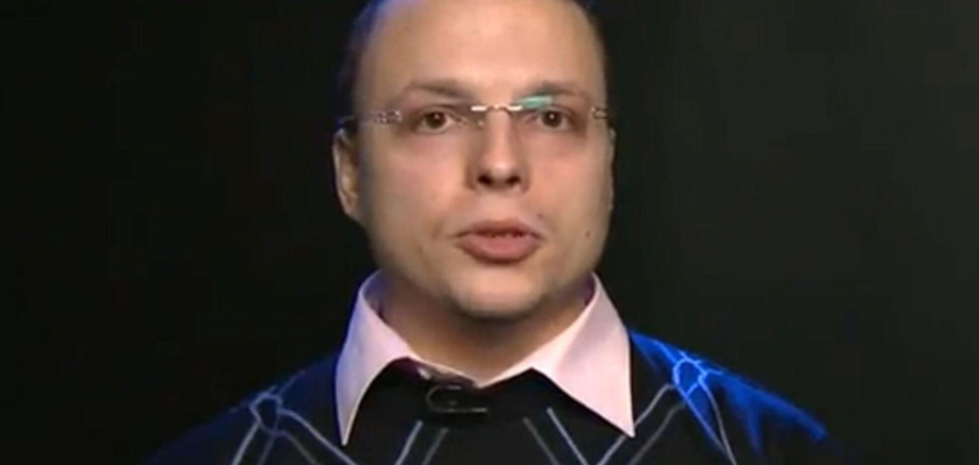 Комментатор 'Первого национального' спел в прямом эфире хит про Путина