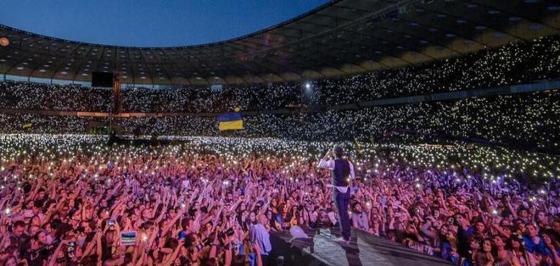 Вакарчук про концерт в Киеве: такое не забывается!