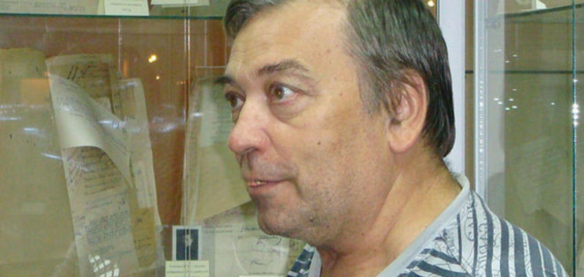 Террористы 'ЛНР' похитили главу луганского объединения 'Просвіта'