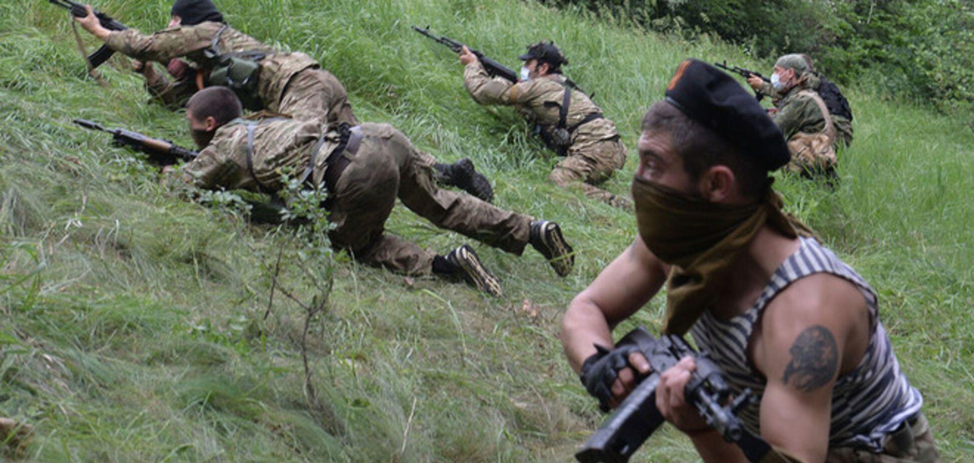 За сутки боевики 'ЛНР' и 'ДНР' устроили обстрелы и диверсии в 6 районах Донбасса