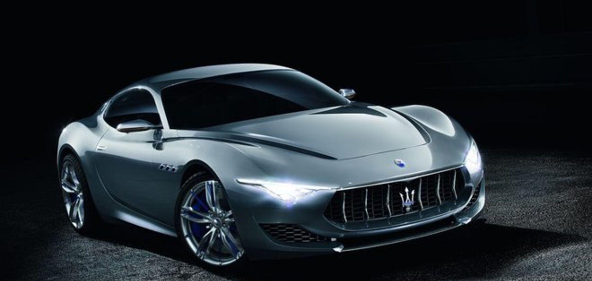 Мазерати построит новое купе, неотличимое от концепта