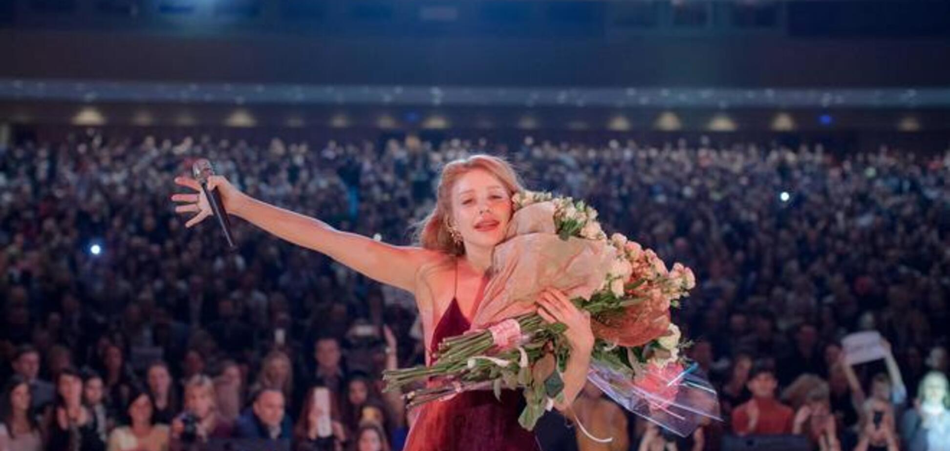 Тина Кароль едет в Крым с благотворительными концертами