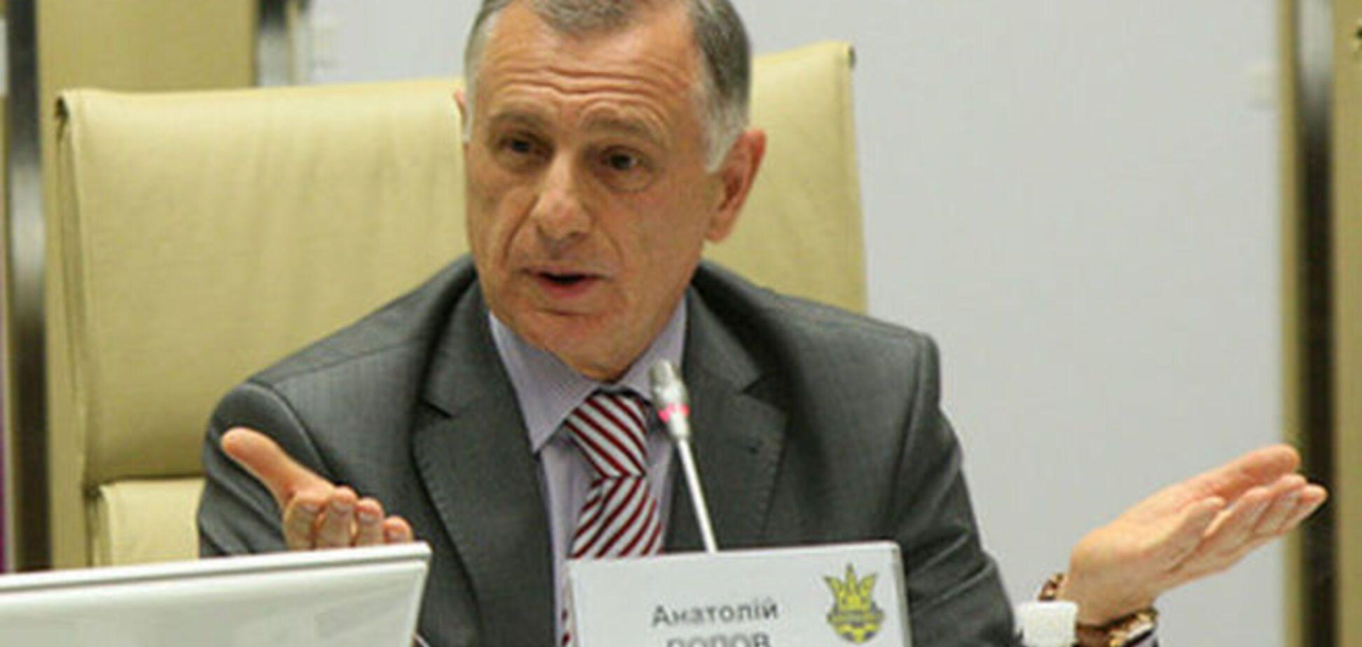 Вице-президент ФФУ: клубы Премьер-лиги должны предоставить гарантии в $5 млн