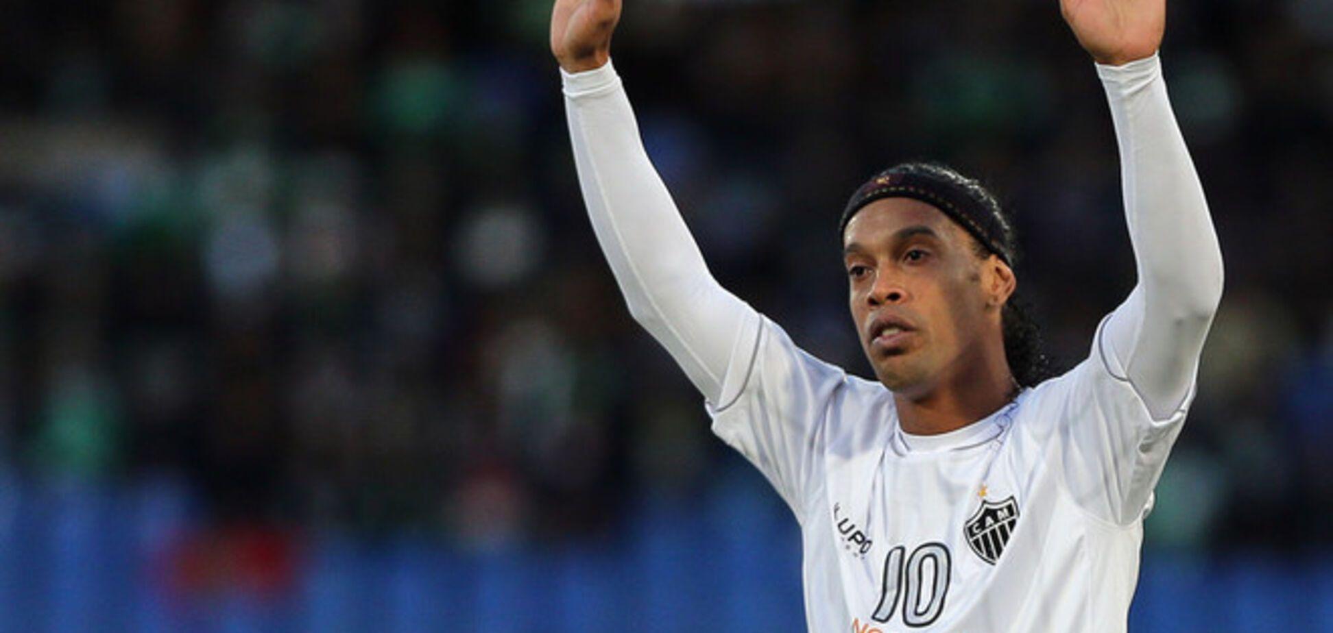 Роналдиньо продолжит карьеру в Египте