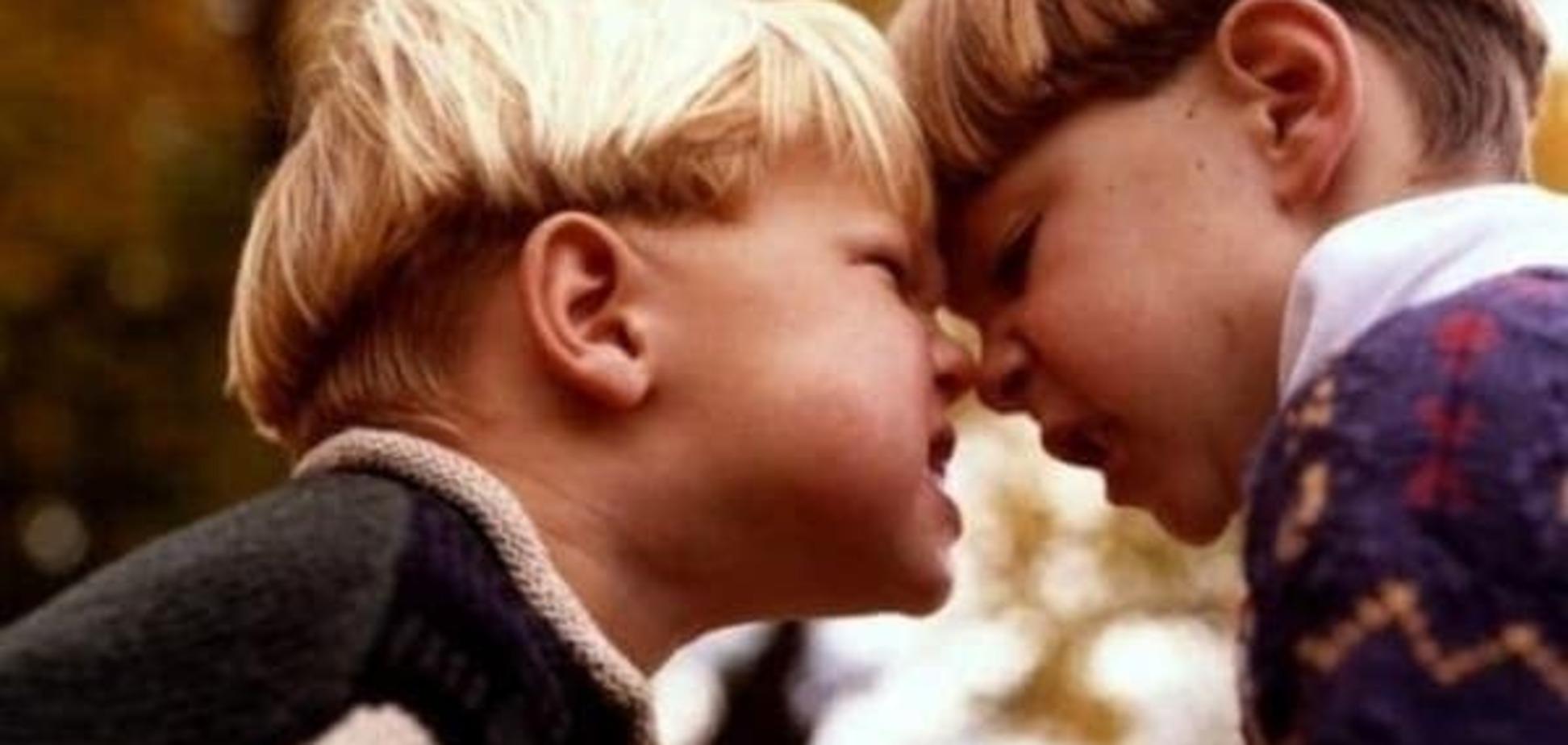 Чому діти обзиваються?