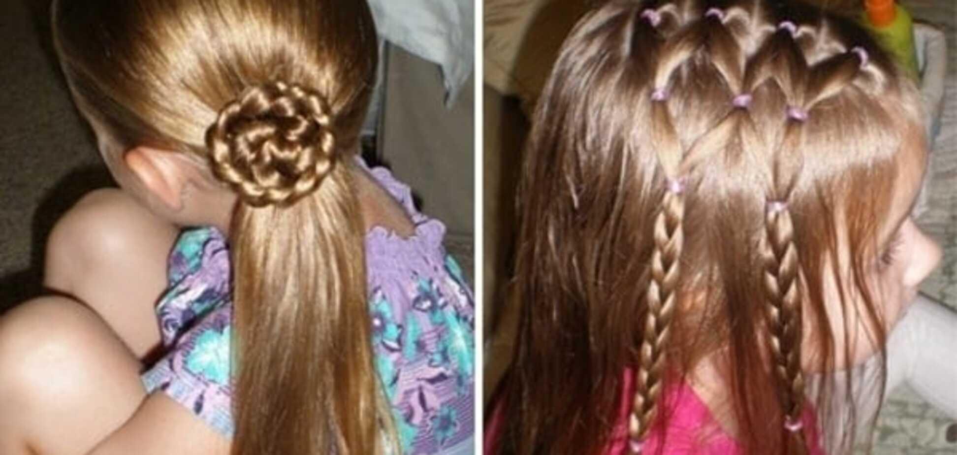 Зачіски з кісок для різного віку. Види і відмінності