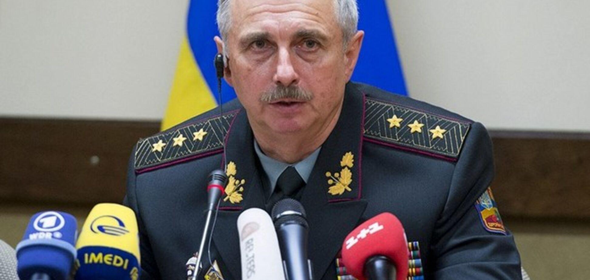 Міноборони: літаки, що залишилися в Криму, РФ може використовувати для провокацій