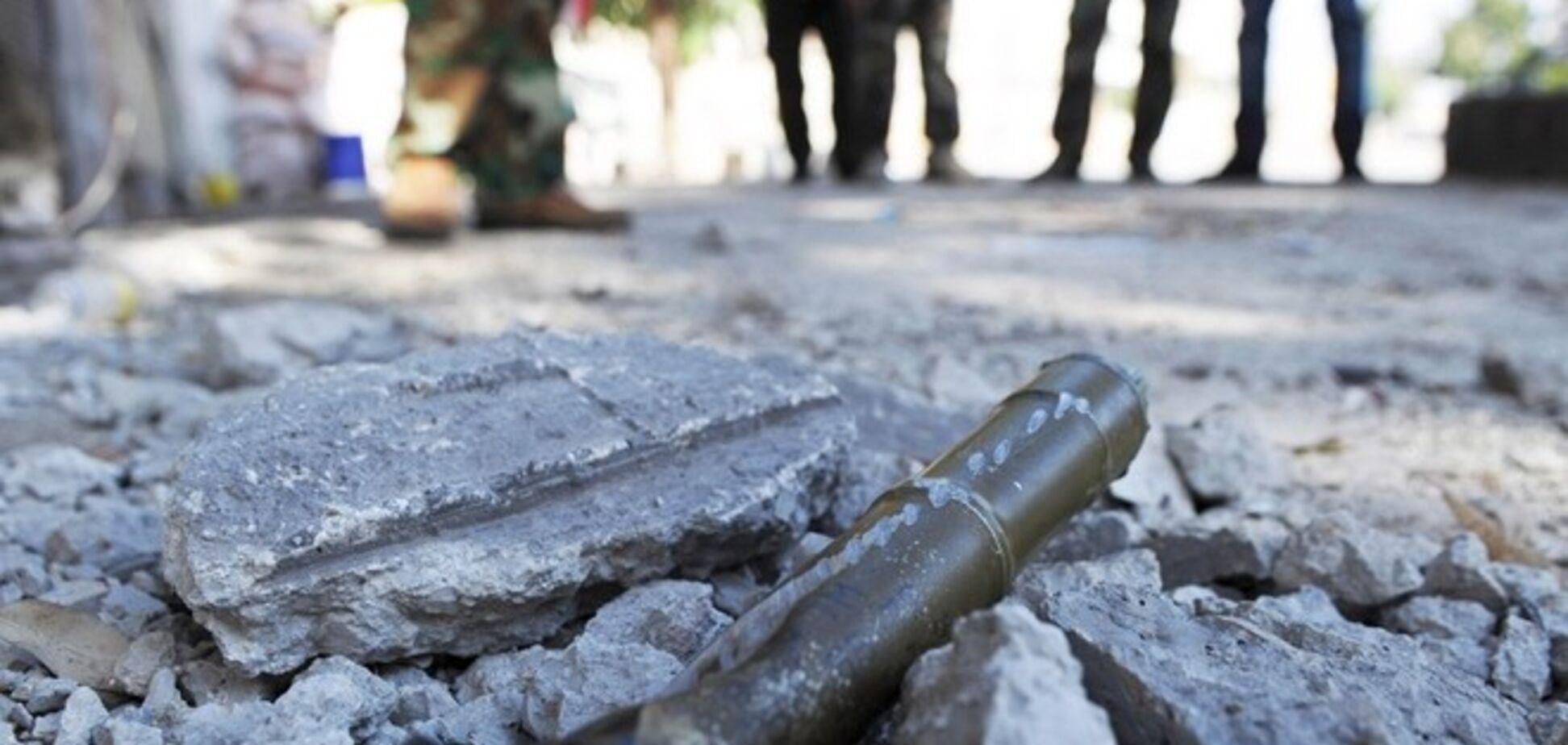 Нацгвардия обстреляла блокпосты террористов под Северодонецком