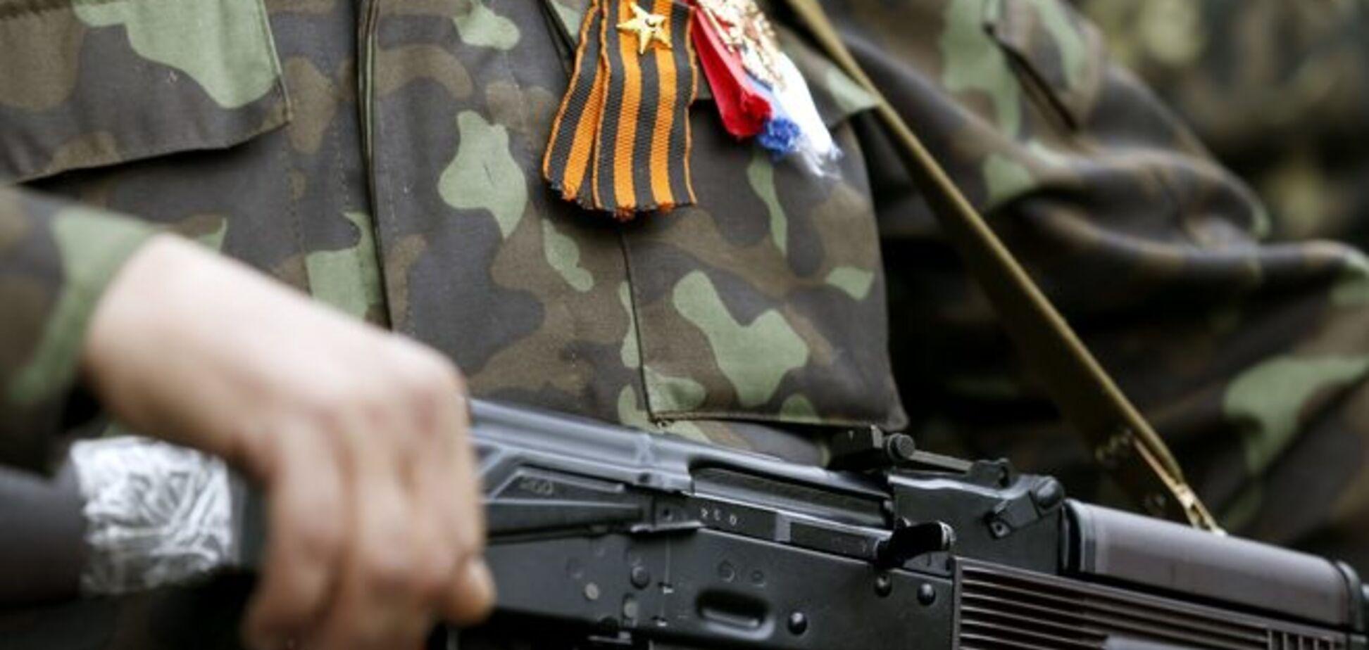 В Луганске 300 террористов атаковали военчасть Нацгвардии: есть погибшие и раненые