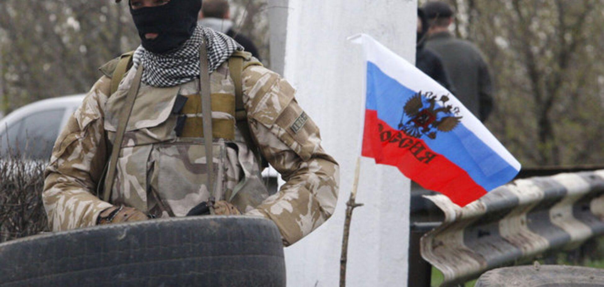 Террористы захватили здание налоговой в Красном Луче