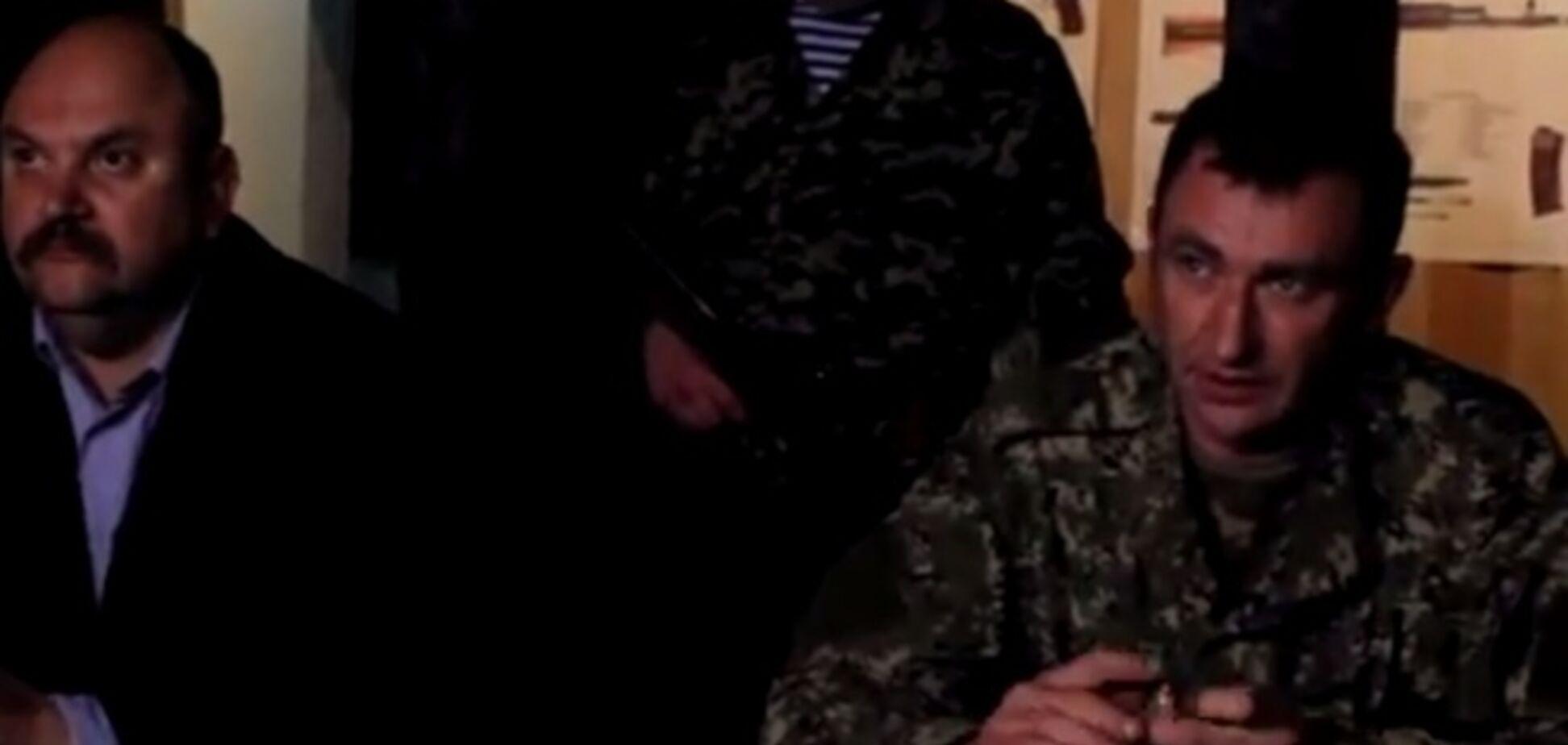 Донецкий террорист 'Абвер' работал налоговиком в Крыму