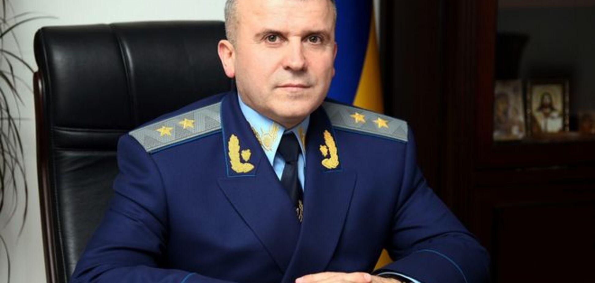 Команда Януковича причастна к организации аннексии Крыма - ГПУ