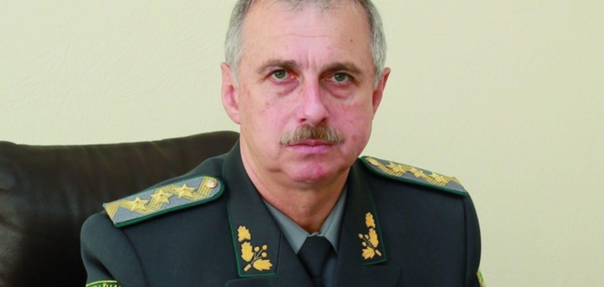 Штурма прикордонників на Луганщині не було - міністр оборони