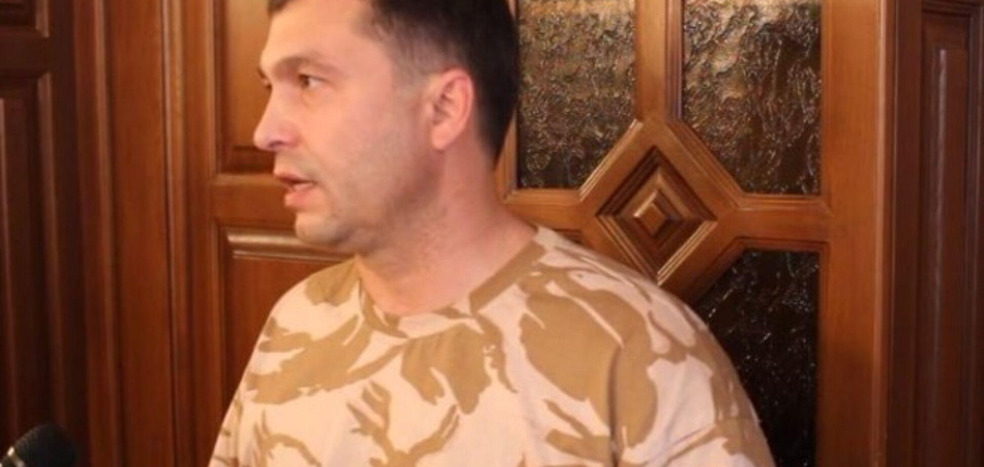 Террористы из 'ЛНР' попросили Россию о военной помощи