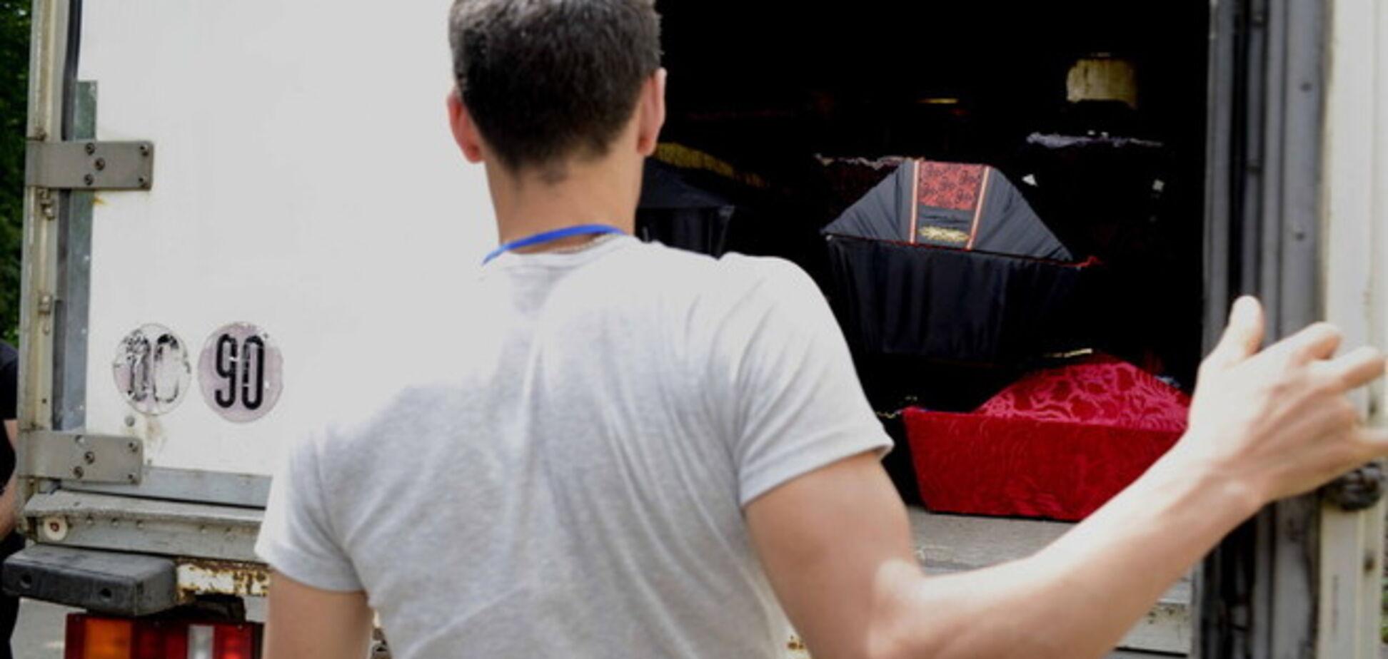 В Россию отправлен очередной 'груз 200' - тела 50 наемников