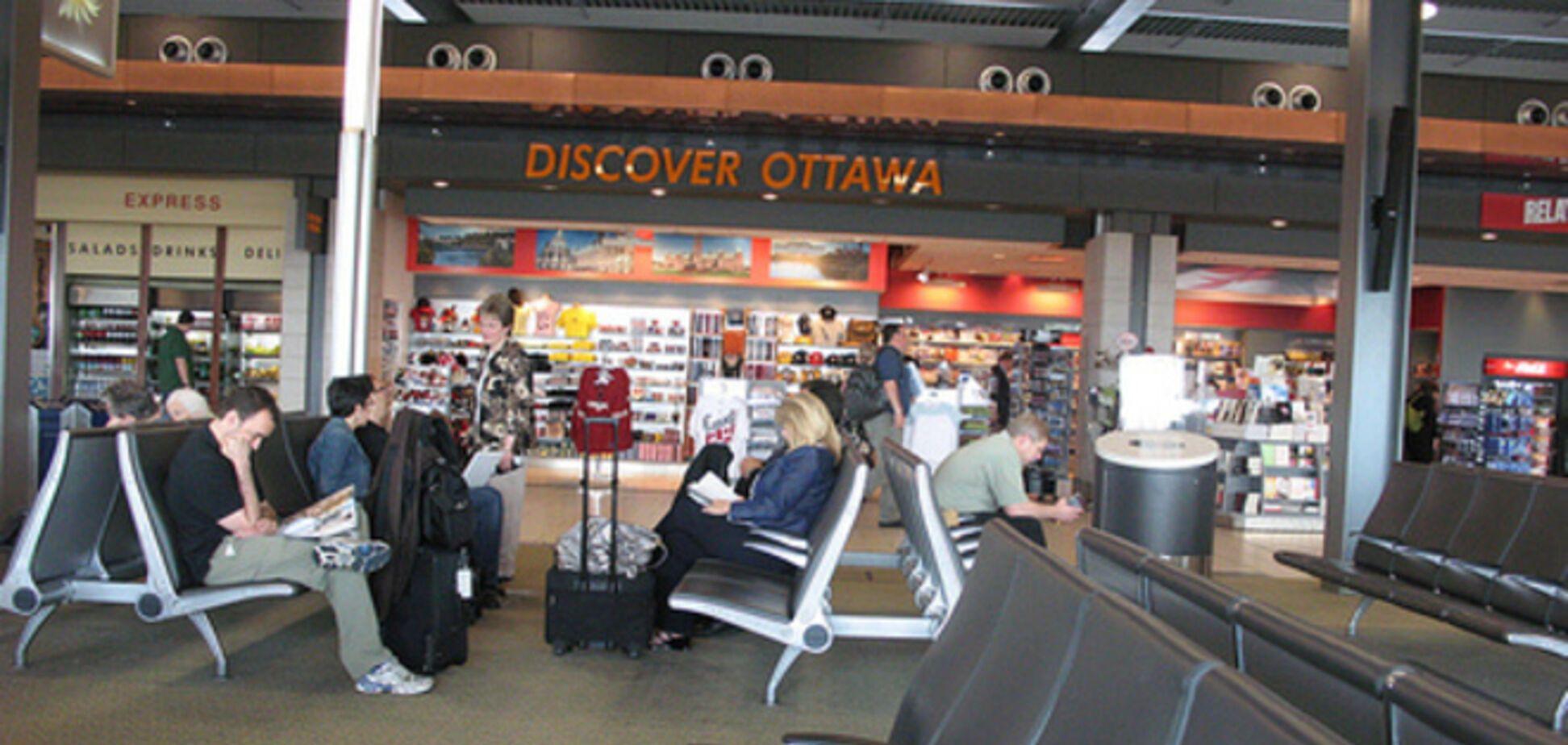 Канадський політик забув в аеропорту папку з секретними документами НАТО