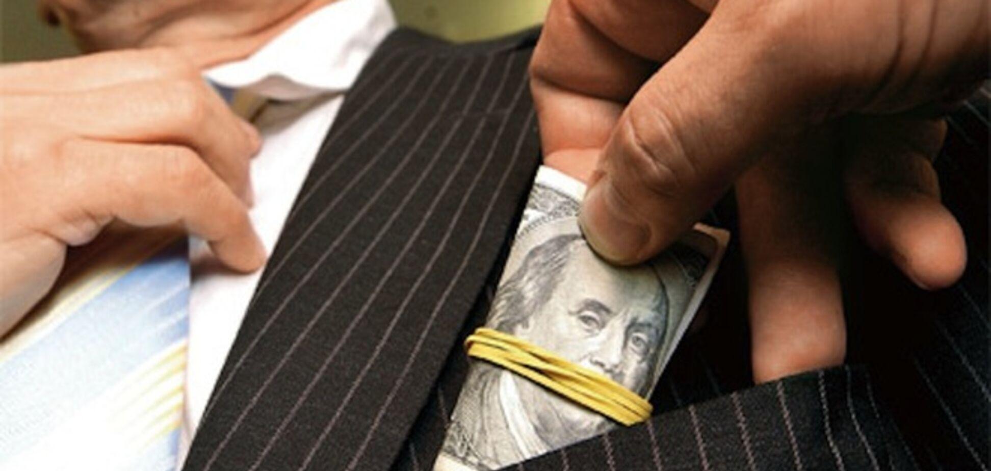 Для Олійника і Омельченка 'завіса опустилася' на хабарі в $ 90 тисяч - ЗМІ