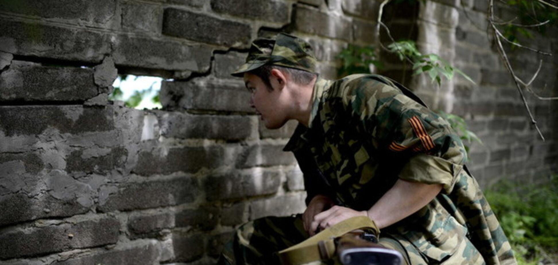 Червоний Лиман перевіряють на наявність залишків терористів - Турчинов