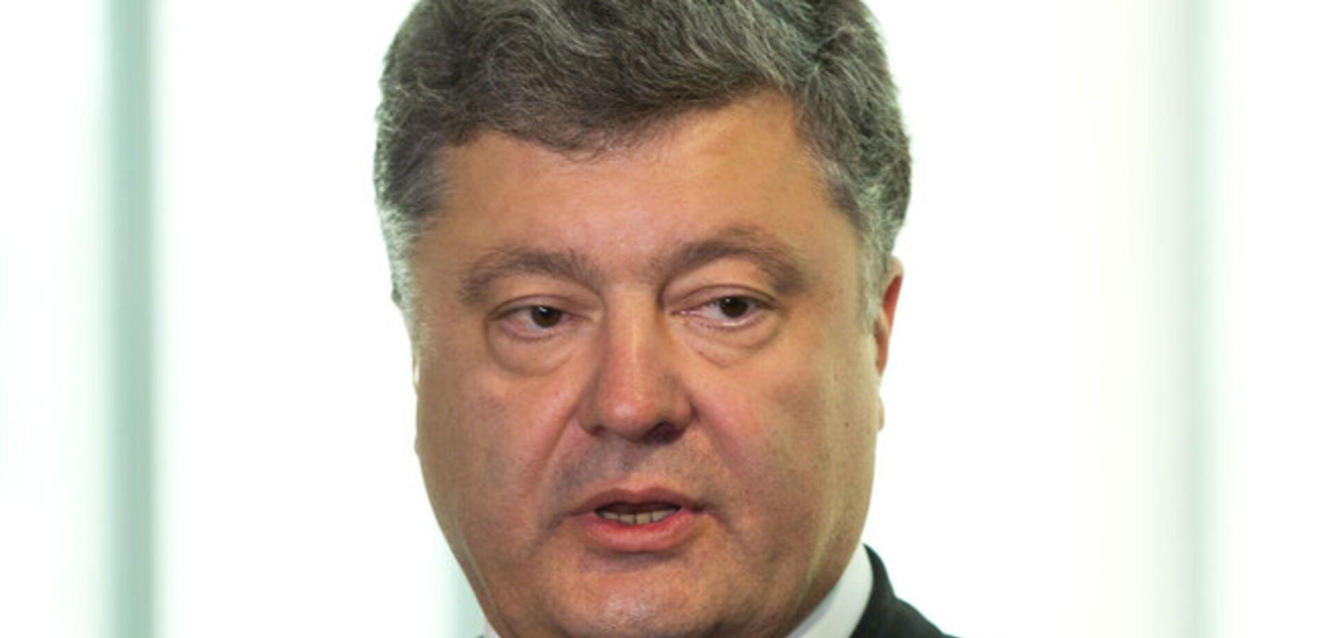Порошенко уверен, что Крым вскоре вернется в Украину