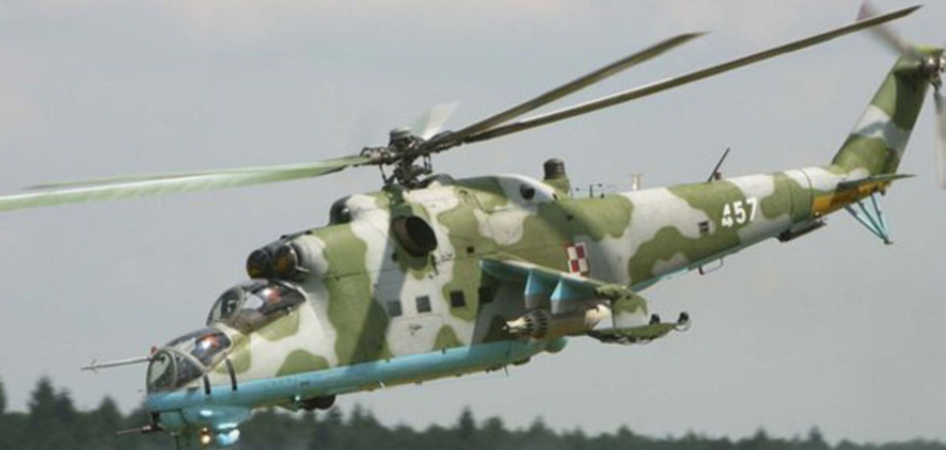 Терористи під Слов'янськом збили два вертольоти ЗСУ - Селезньов