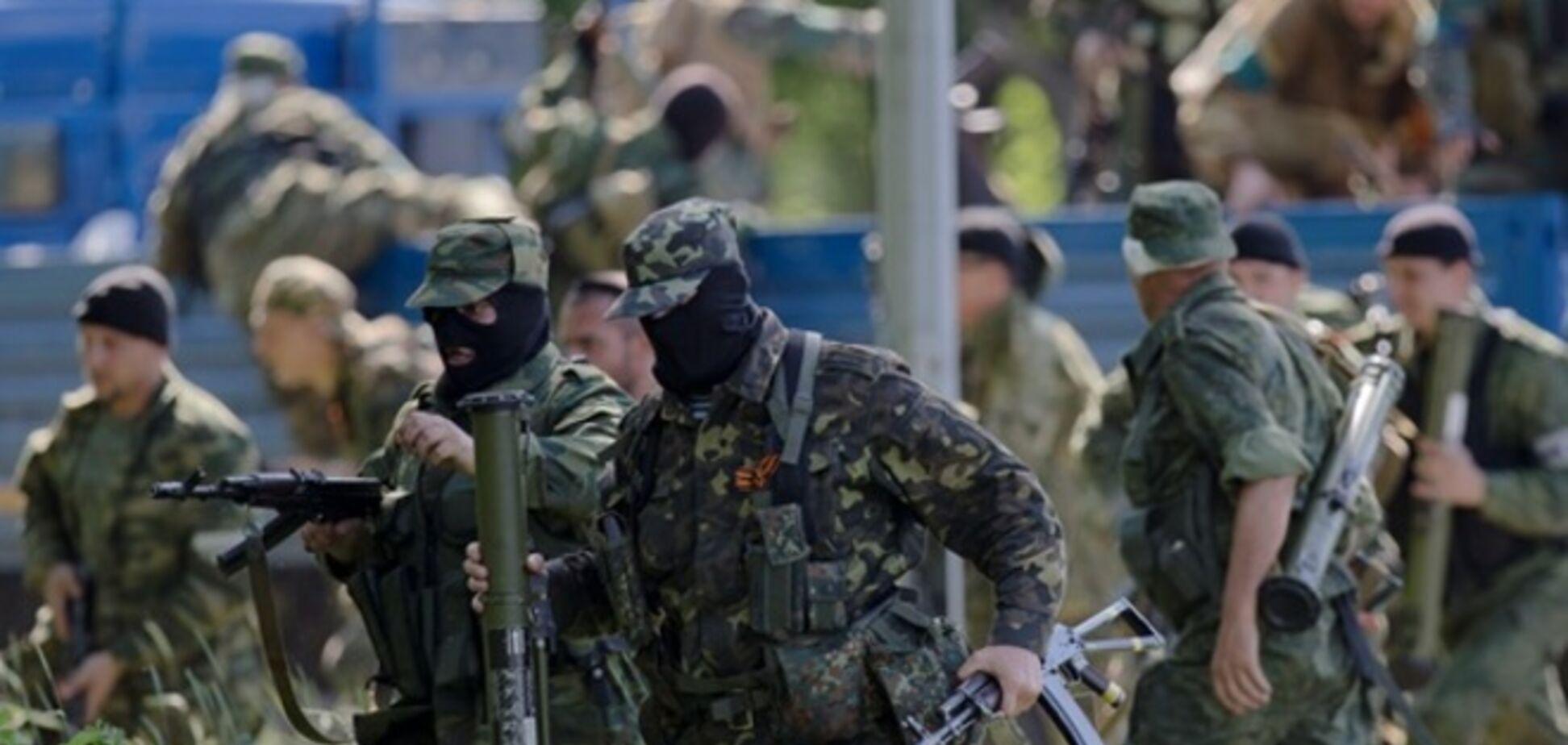 На российской границе для 'помощи' террористам сформированы 50 грузовиков с боевиками - Тымчук