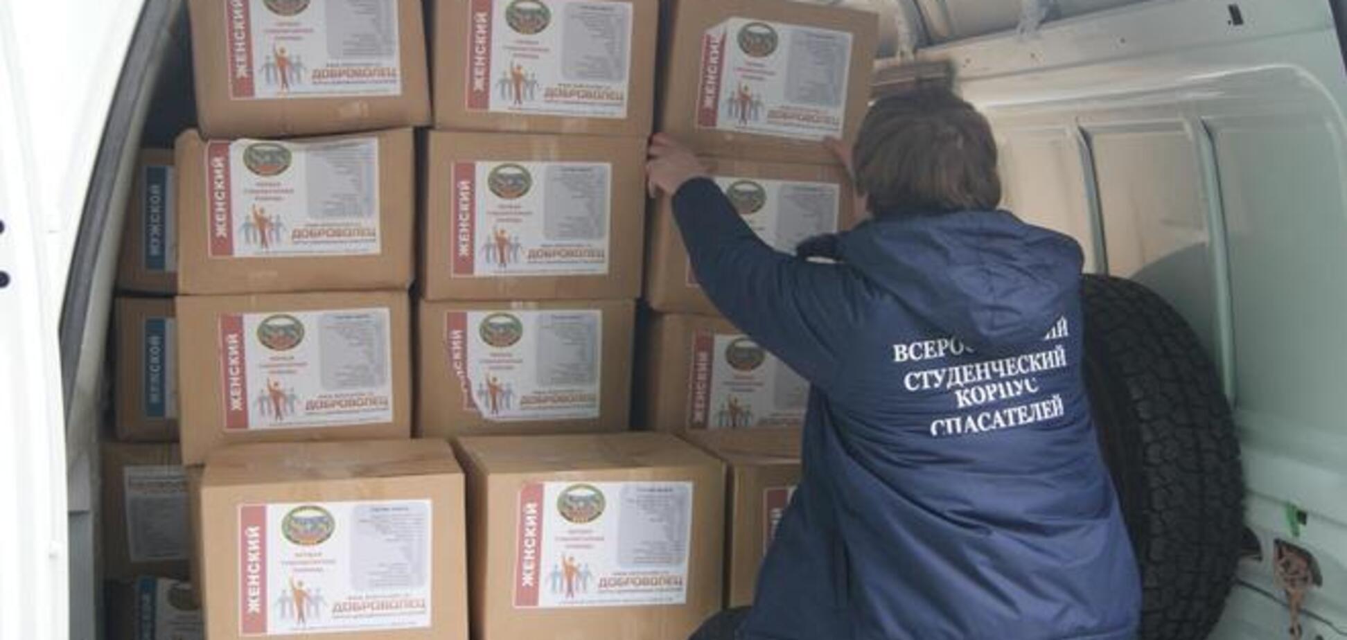 У включеному Криму розкрадають гуманітарну допомогу бідним сім'ям