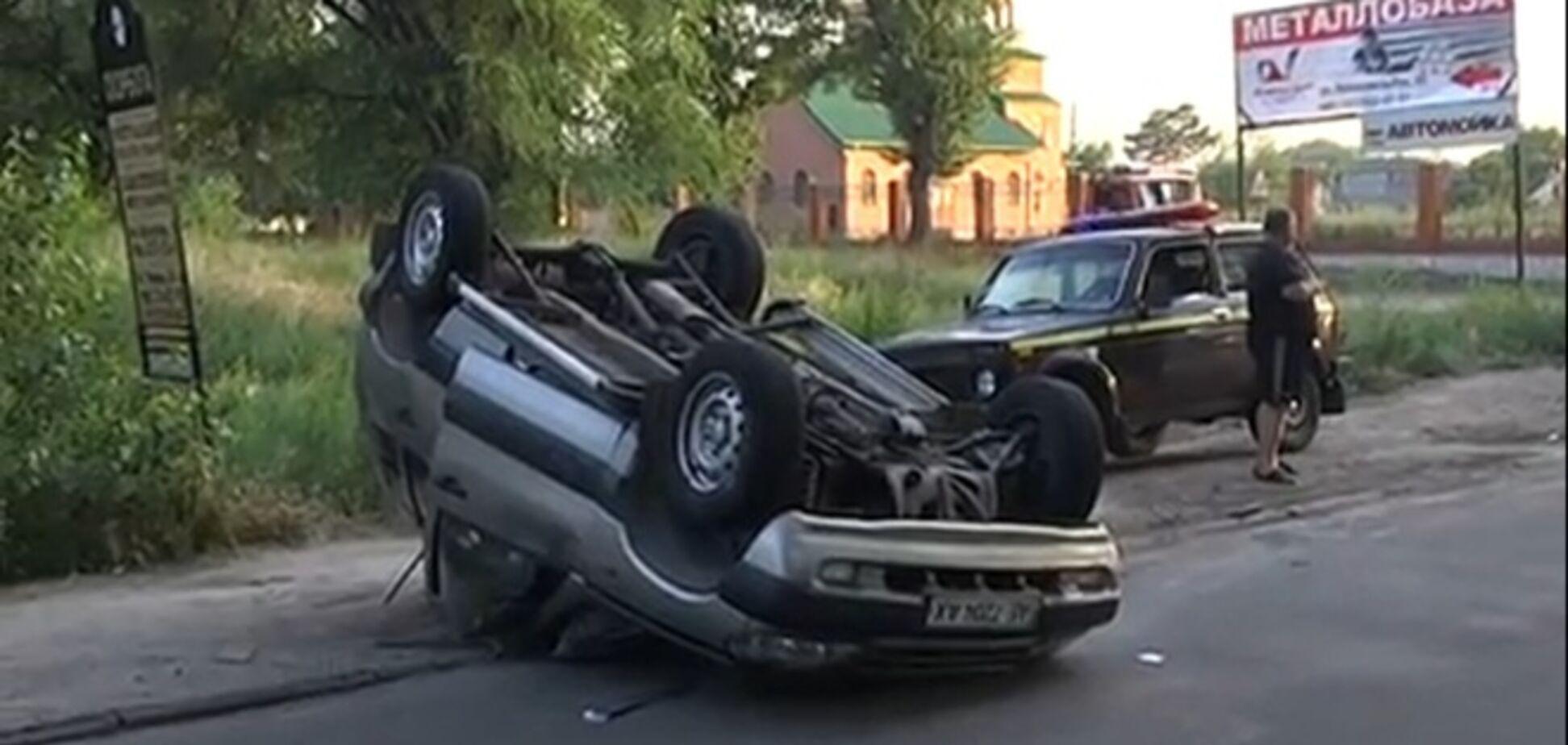 Экс-министр и мажор-нардеп попали в ДТП