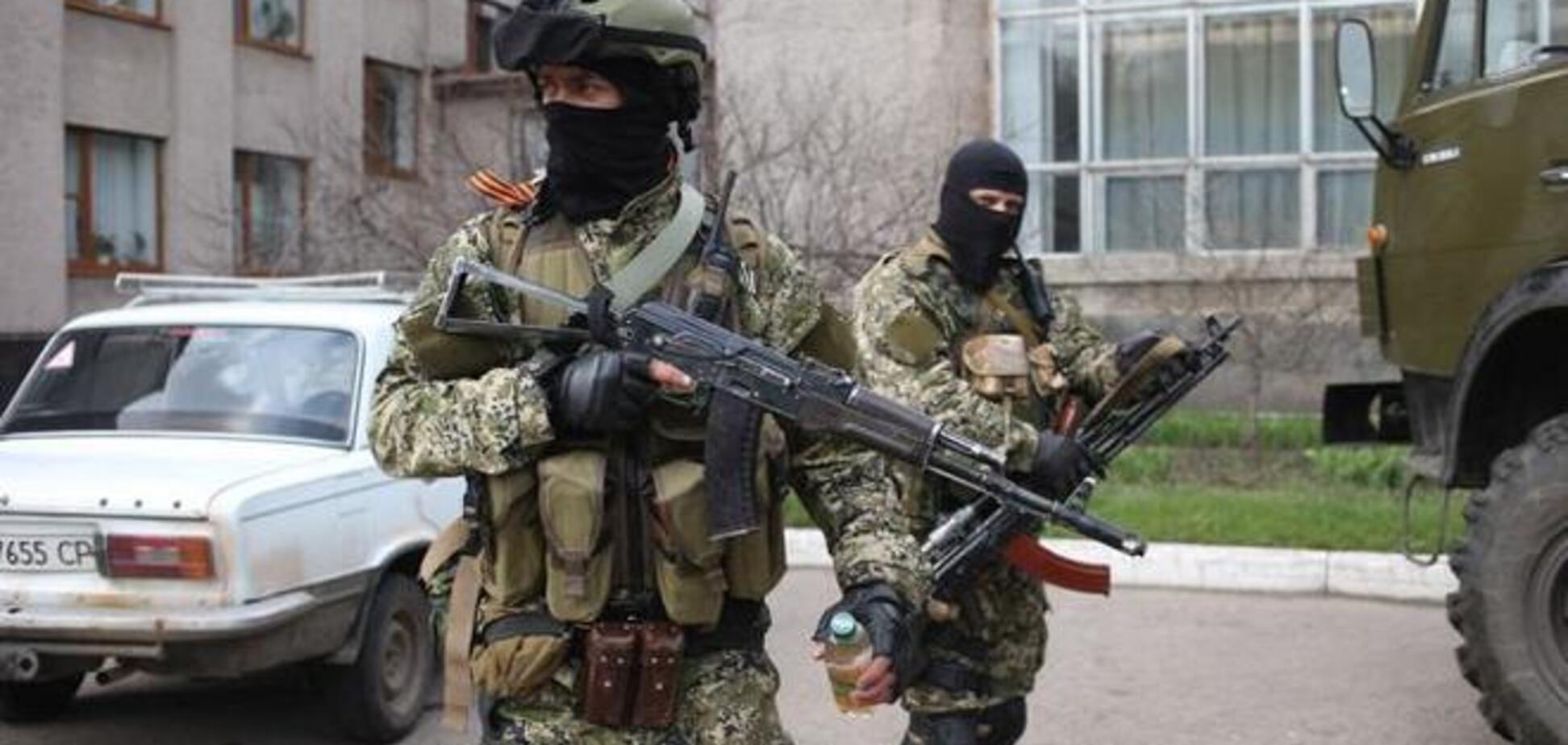 Двум донетчанам за 'Славу Украине!' сломали ноги – СМИ
