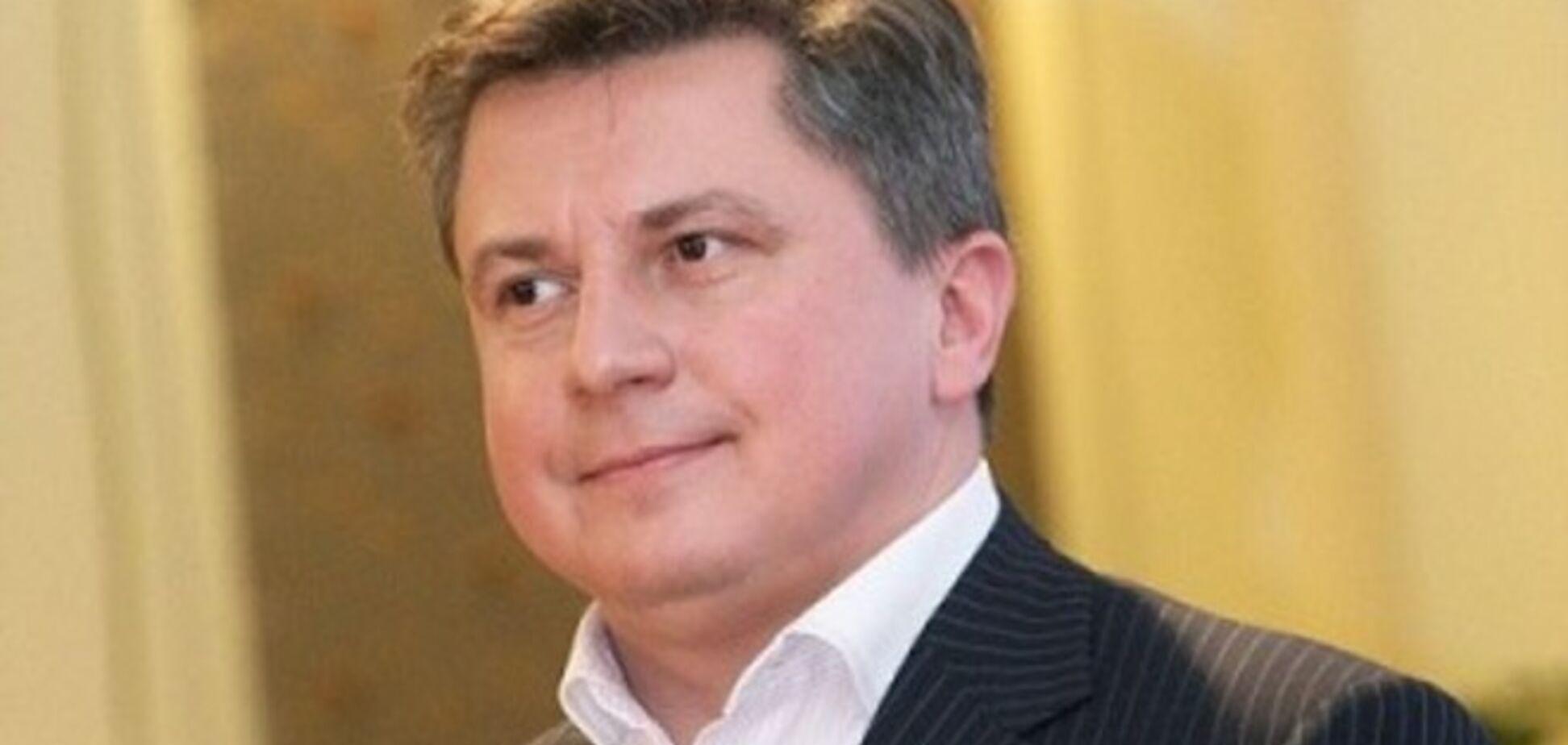 Сына Азарова в Австрии обвиняют в отмывании денег - СМИ