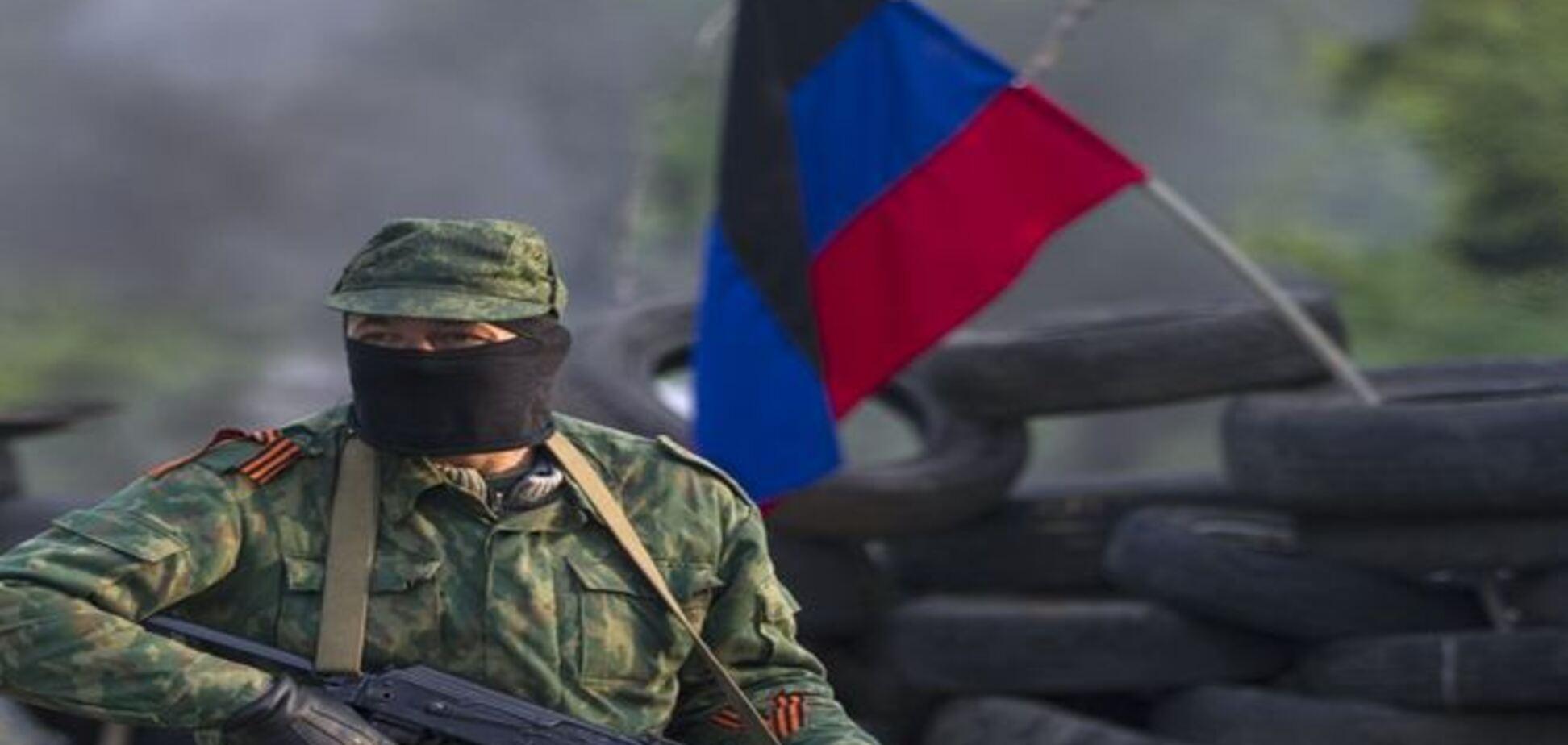Терористи контролюють третину Донецької області. Інфографіка