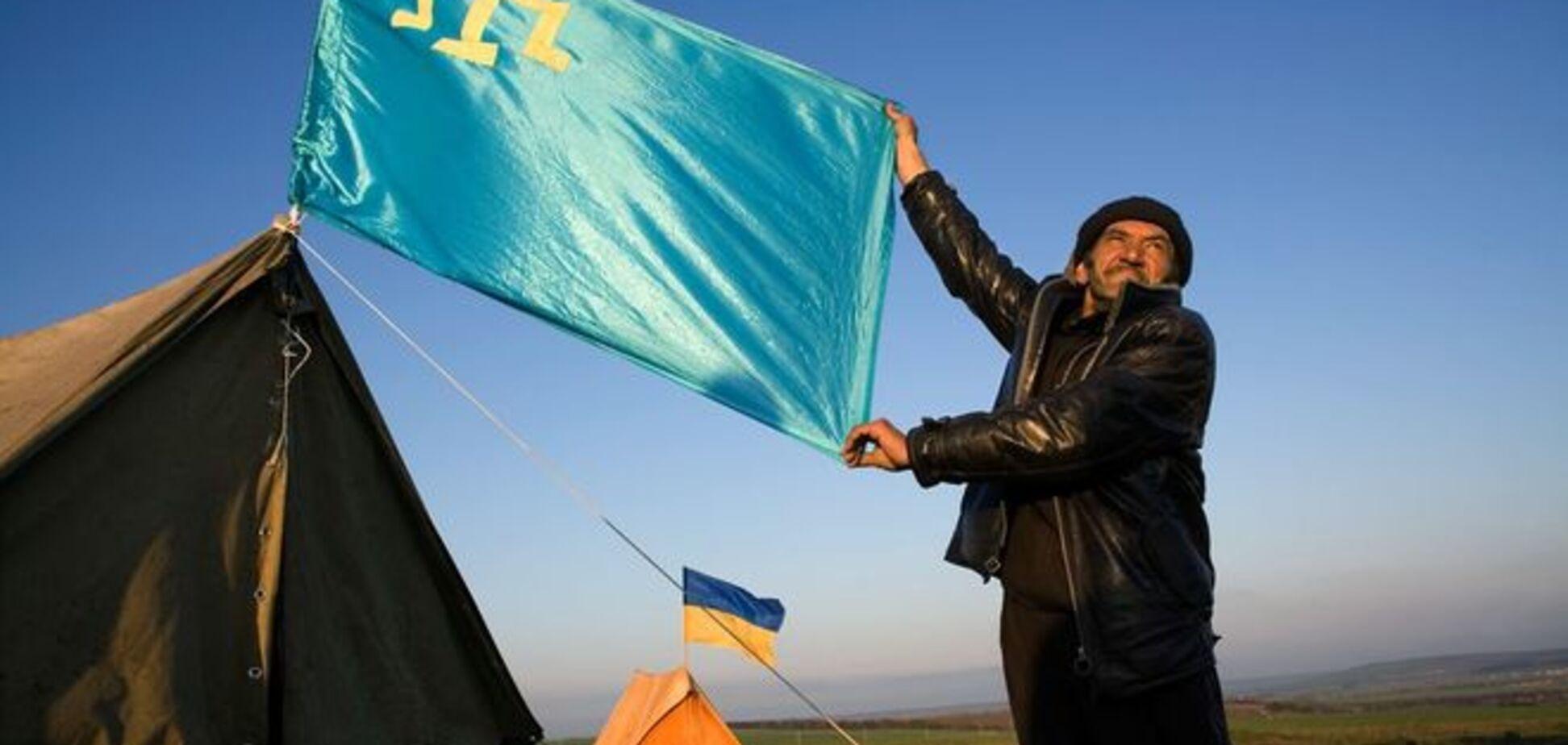 Кримських татар закликали розмовляти з окупантами на рідній мові