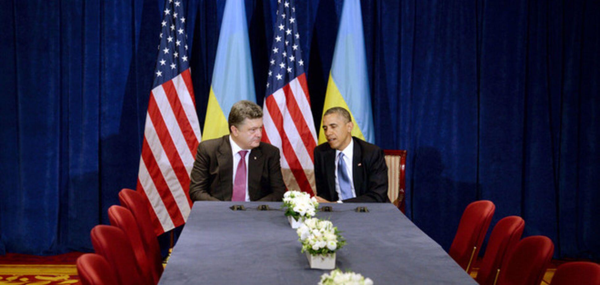 Дипломат: встреча в Варшаве была больше нужна Обаме, чем Порошенко