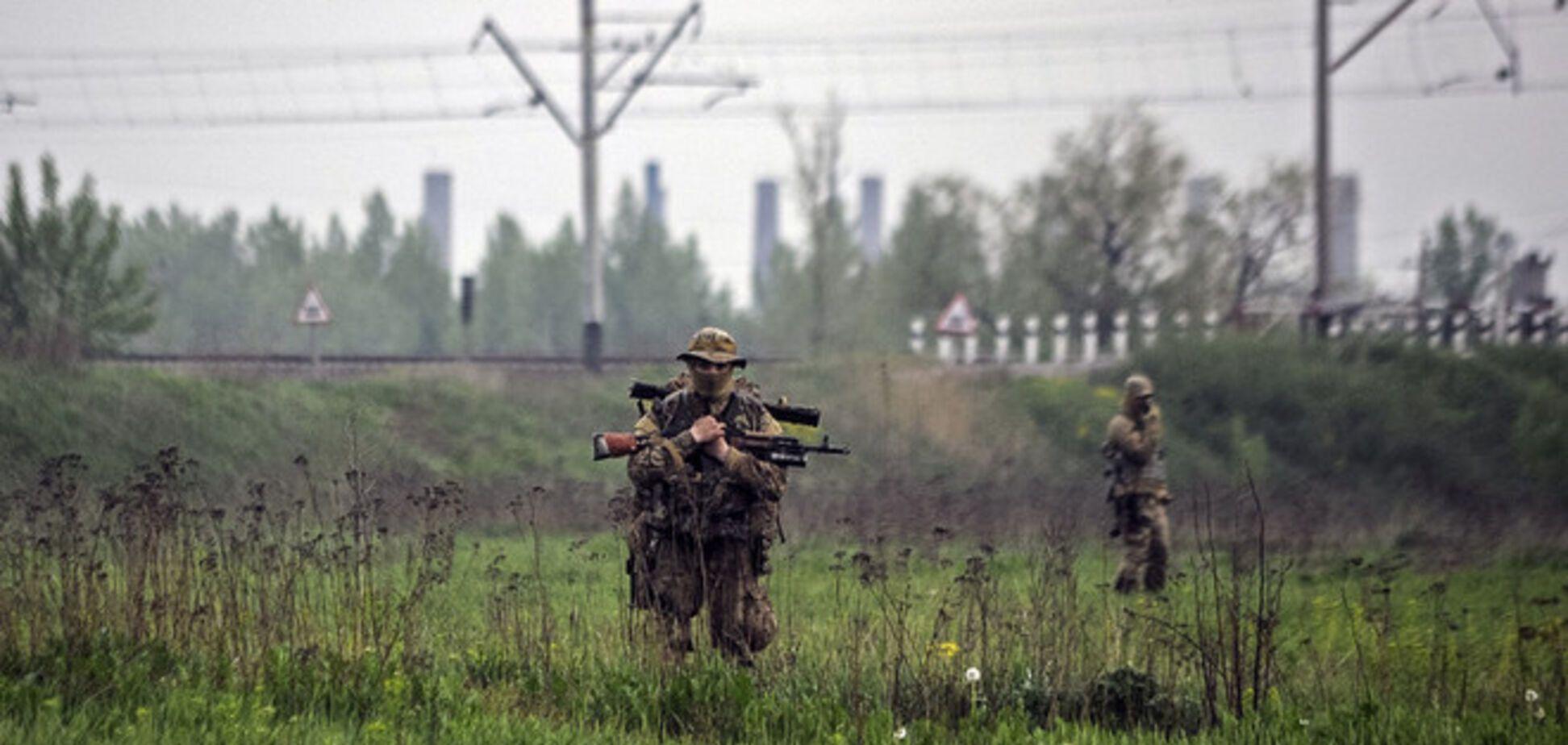 Ветераны чеченской войны готовы воевать на Донбассе за Украину