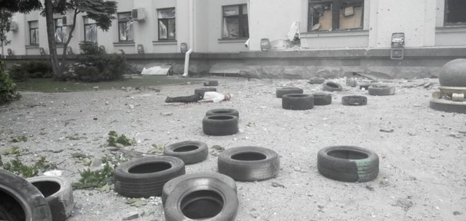 Постпред Украины в ООН призвал СМИ не врать о взрыве в Луганской ОГА