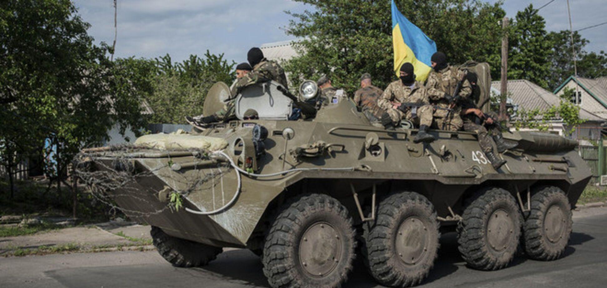 В Киев из Донбасса ежедневно прибывают десятки раненых бойцов АТО