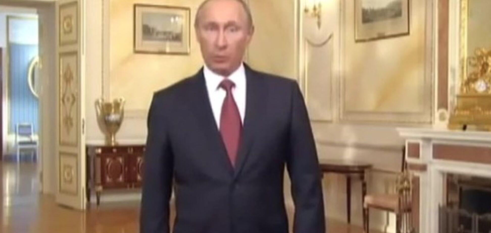 'Поразительные' знания английского Путина и Медведева порвали интернет